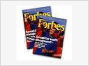 Forbes to remain in Russia