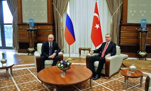 Russia and Turkey: Marriage of convenience