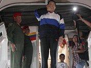 Has Hugo Chavez said goodbye to the world?