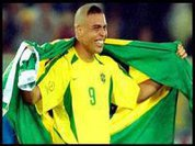 "Last Brazil game for the ""sensational"" Phenomenon"