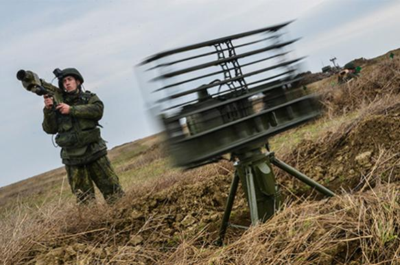 Large-scale drills: Crimea readies for defence