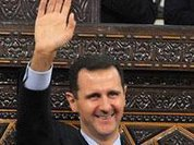 Syria's Assad becomes hellspawn for Western media