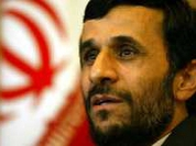 Iran's President Ahmadinejad makes a storm in a teacup
