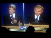 "Russian media ""filters"" Bush-Kerry debate to please Kremlin"