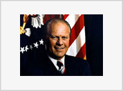 Gerald R. Ford, the only unelected president in America 's history, dies at 93
