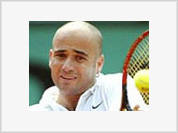 Andre Agassi never says goodbye