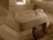 Four sarcophagi for Pharaoh Merneptah of Egypt