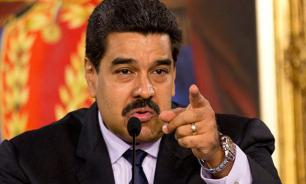 Venezuelan President Maduro: USA fatally obsessed with Russia