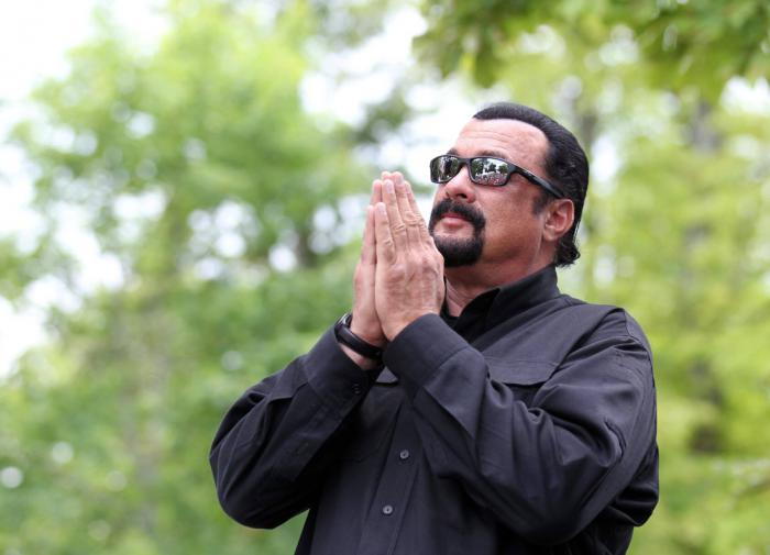 Putin thanks Steven Seagal for reviving Lake Baikal cisco
