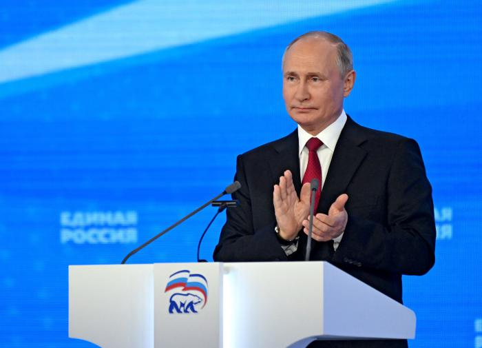 Putin explains why Afghanistan is in chaos.