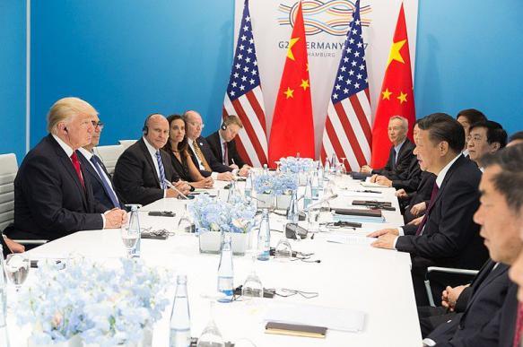 China's Outreach v. America First