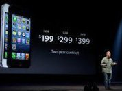 iPhone 5 to recover US economy