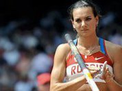 Pole vaulter and flying queen Isinbayeva not allowed to take part in Rio Games