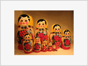 Foreigners replace Russian matryoshkas and fur hats with ICQ and gmail accounts
