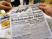 Young designers make mistakes in favor of Third Reich