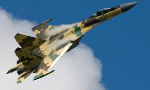 Su-35 fighter aircraft outfitted with artificial intelligence
