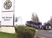 British car maker MG Rover to become property of a Russian oligarch