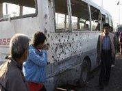 Attacks shatter Iraq hopes