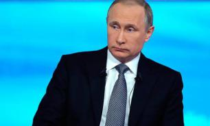 Putin: The West shall work with Russia on equal terms
