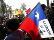 Students in Chile take to the streets