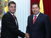 """Chavez: U.S. Action on Libya shows """"imperial madness"""""""