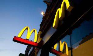 Young woman dies at McDonald's restaurant in Russia