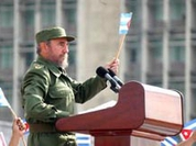 """Fidel Castro: """"Cuba is committing and will continue to commit the sin of existing"""""""