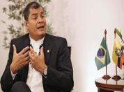 Interview with President Rafael Correa: Historic Change in Latin America