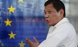 Scandalous Duterte: a friend of Russia or temporary companion?