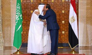 Egypt and Saudi Arabia create new pole of influence in the Middle East
