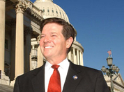 Representative Tom DeLay rebuked again