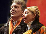 """Another day, another scandal - the Ukrainian """"orange"""" revolution marks its first 100 days"""