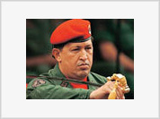 Venezuela's Chavez Arrives in Moscow for Tanks and Missiles