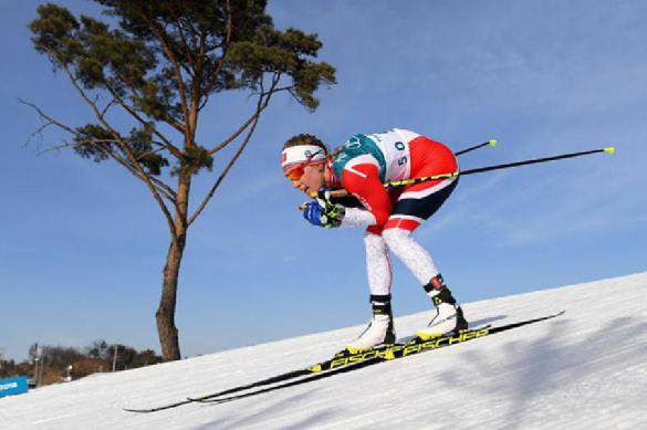 Russian Olympic medalist speaks about asthmatic Norwegian skiers