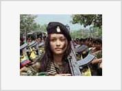 Female Guerrillas of FARC