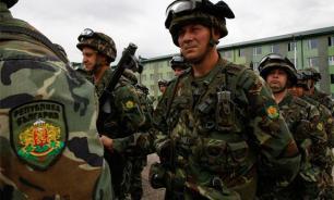 NATO annihilates Bulgarian army
