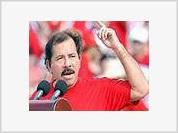 Former revolutionary leader heads Nicaraguan presidential race