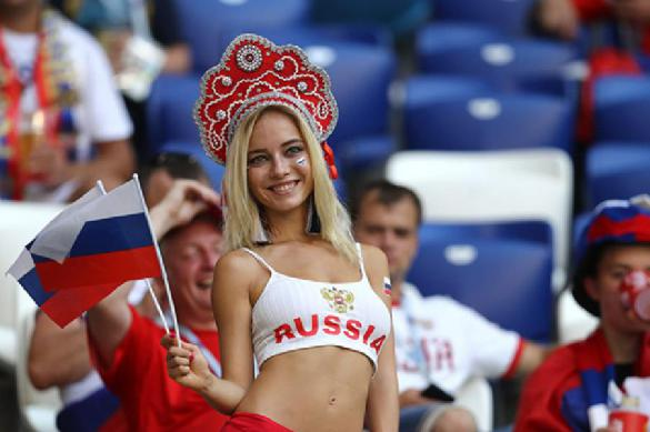 Kokoshnik sales surge in Russia during World Cup