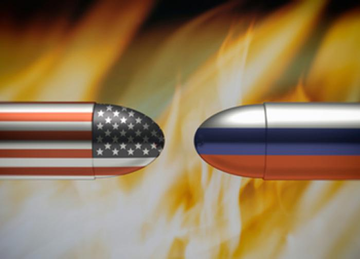 Dmitry Medvedev says Russia and USA return to Cold War confrontation