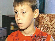 Ten-year-old Russian boy refuses to swap Russia for Italy