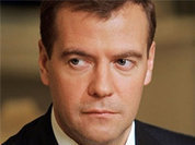 Medvedev: Why compete with Putin?