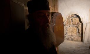 Holy Sepulchre faces destruction