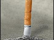 Irish MP dismissed for smoking