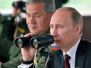 Russian planes and ships demonstrate economic and political power