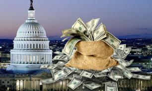 USA drops bags of money in Russia that vanish without a trace