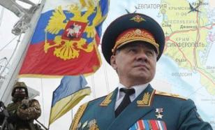 Russian Defense Minister speaks about war with Ukraine, US and fight for Crimea
