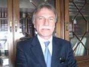 Edgar Welker, Vice-President of Peñarol, greets Pravda.Ru readers