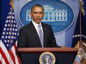 Obama:  'Bordering' on Hypocrisy