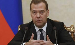Prime Minister Medvedev: No reforms at people's expense