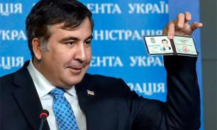 Saakashvili – Lost at Sea in Odessa